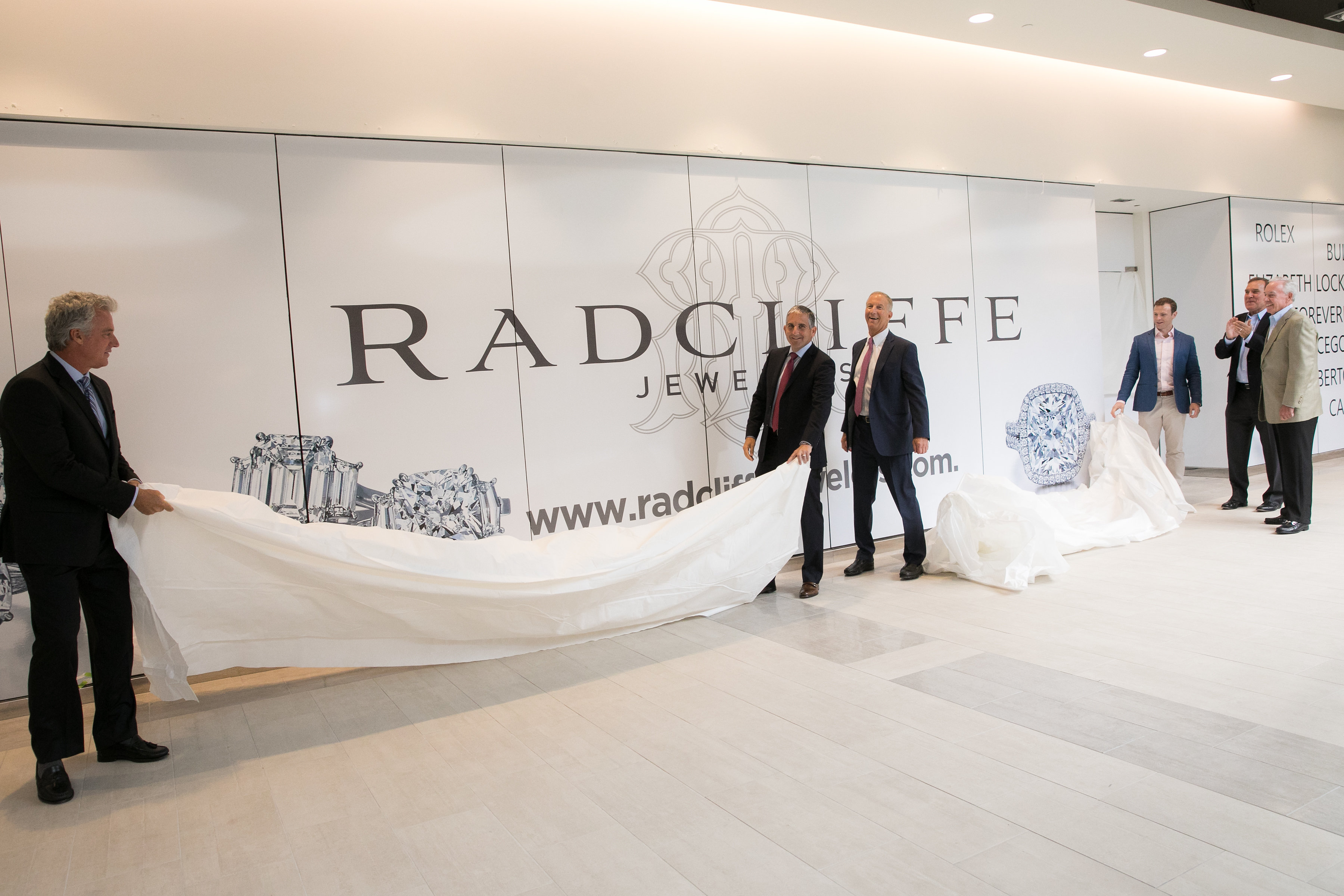 6b9fac66e24e Premier Retailer Radcliffe Jewelers Signs Lease for The Shops at ...